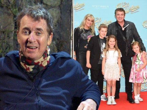I'm A Celebrity 2020: How many children does Shane Richie have and who is he married to?