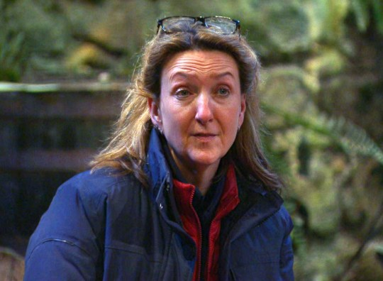 Victoria Derbyshire on 'I'm a Celebrity... Get Me Out of Here!'