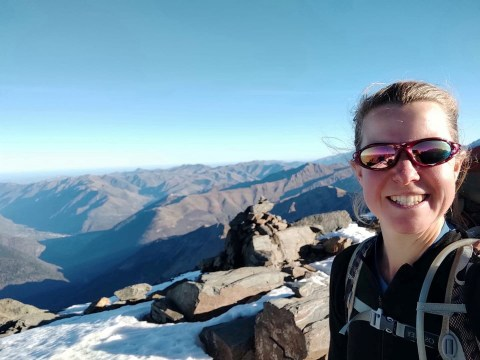 Final selfie of British hiker missing in the Pyrenees for over a week