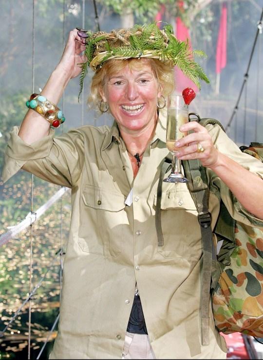 Carol Thatcher wins I'm A Celebrity