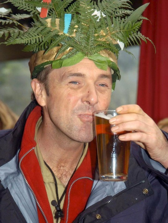 Phil Tufnell wins I'm A Celebrity