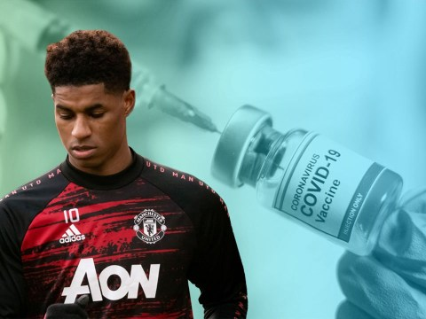 Covid vaccine expected 'in days' – and Marcus Rashford could be poster boy for jab