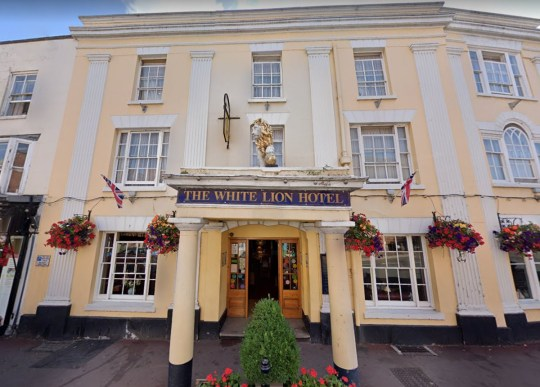 White Lion Hotel, in Upton-upon-Severn, Worcestershire Picture: Google Maps