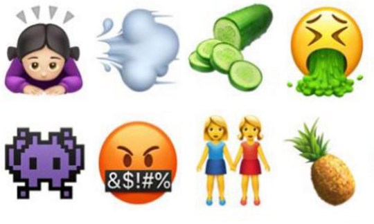 Kate Middleton accidentally revealed her most used emojis