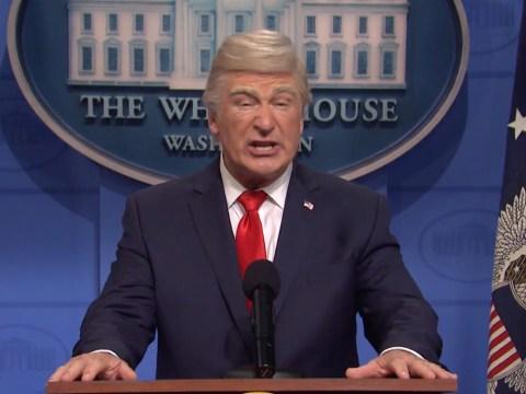 SNL's Alec Baldwin 'overjoyed to lose his job' of playing President Donald Trump as Joe Biden wins election
