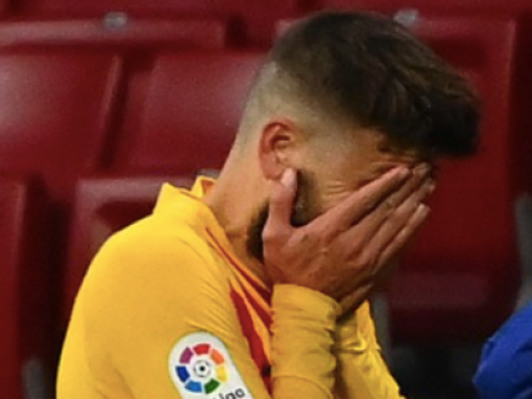 Gerard Pique set for long injury layoff as 'worried' Ronald Koeman speaks out after Barcelona's defeat to Atletico Madrid