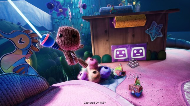Sackboy: A Big Adventure screenshot