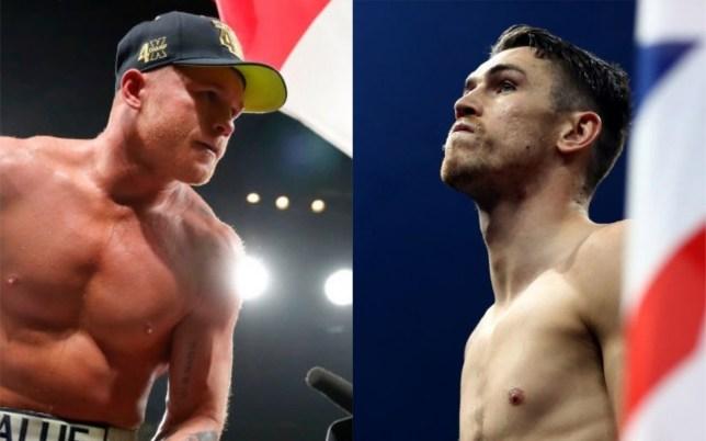 Canelo Alvarez vs Callum Smith
