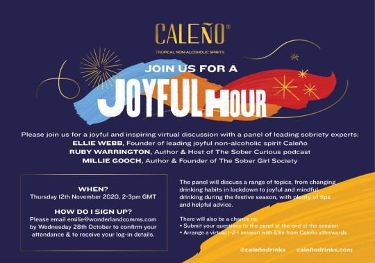 sober curious joyful hour