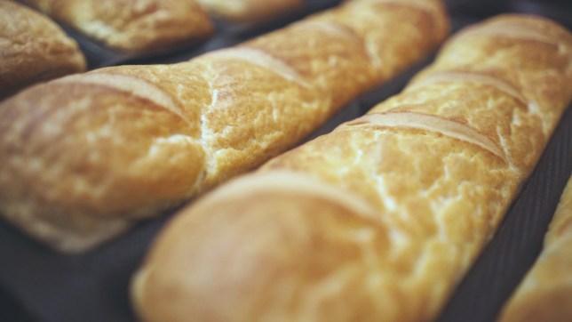 Subway Tiger Bread