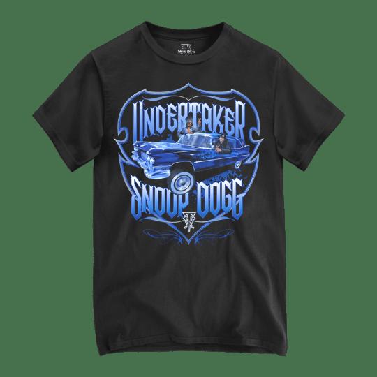WWE release Undertaker and Snoop Dogg range