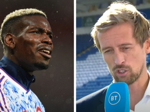 Peter Crouch hints at shock new role for Paul Pogba at Manchester United