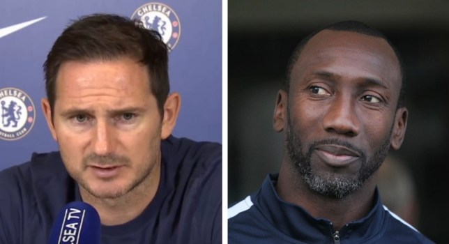 Jimmy Floyd Hasselbaink has urged Chelsea to sign two players to help Frank Lampard