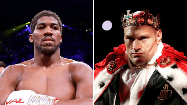 Eddie Hearn confirms potential date for Tyson Fury vs Anthony Joshua undisputed fight