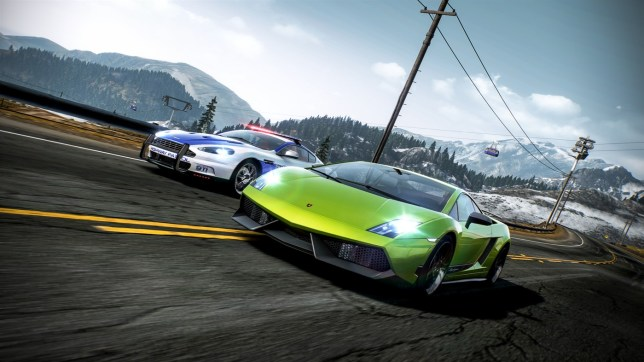 Need for Speed Hot Pursuit Remastered screenshot