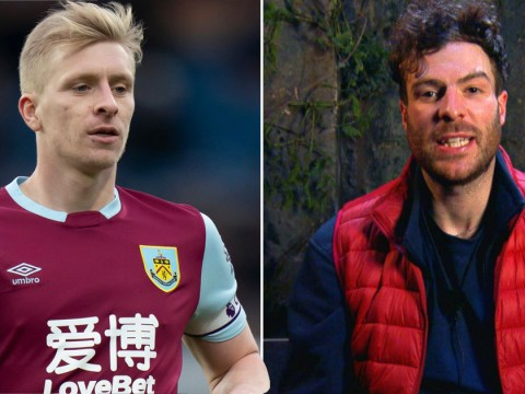 I'm A Celebrity 2020: Jordan North supported by Burnley's Ben Mee over 'happy place Turf Moor' reference