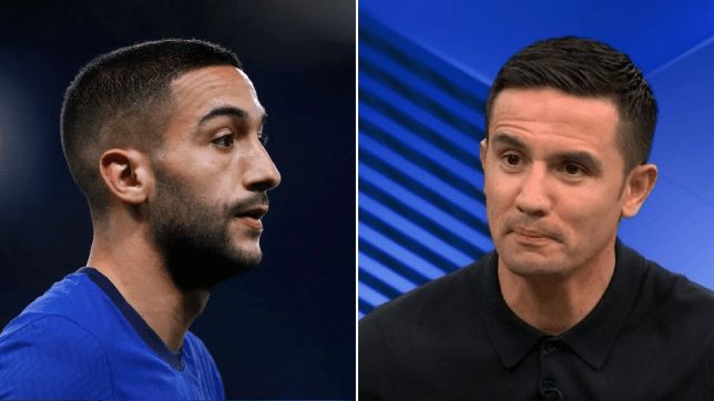 Tim Cahill hailed 'incredible' Chelsea summer signing Hakim Ziyech