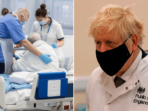 Boris issues warning to nation not to 'blow it' after lockdown