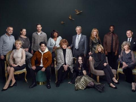 Coronation Street unveils 60th anniversary cast photo with a unique twist