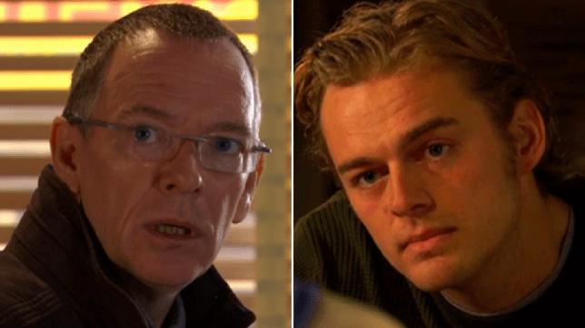 Ian and Peter in EastEnders