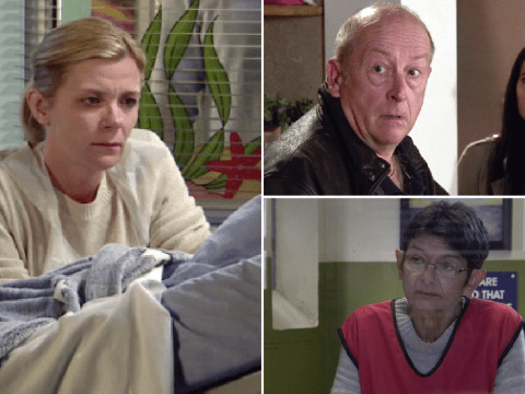 Coronation Street spoilers: 37 new images reveal Oliver's death, Geoff caught out and shock arrest
