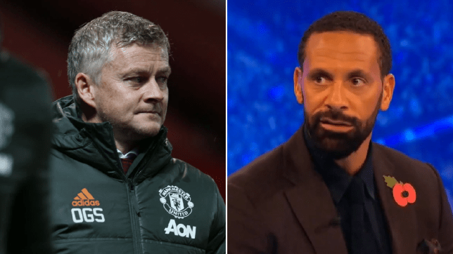 Rio Ferdinand reveals Manchester United hierarchy are still 'very much behind' Ole Gunnar Solskjaer