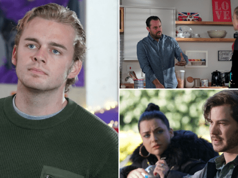 EastEnders spoilers: 28 new images reveal fire horror, huge betrayal and violent outburst
