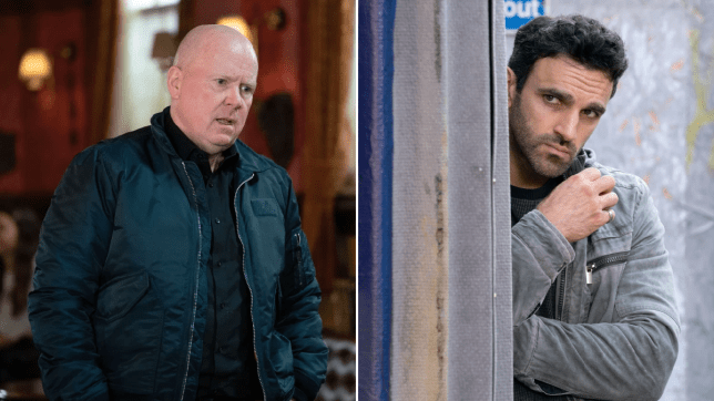 Phil and Kush EastEnders