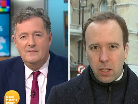 Matt Hancock refuses to rule out taking pay rise in clash with Piers Morgan