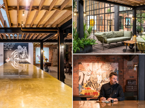 Incredible 10,000sq ft Birmingham warehouse home goes on sale for £2.75 million