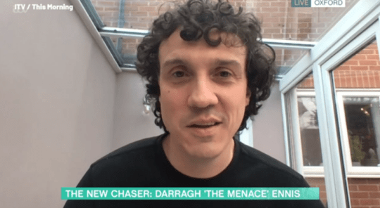 Darragh The Chase