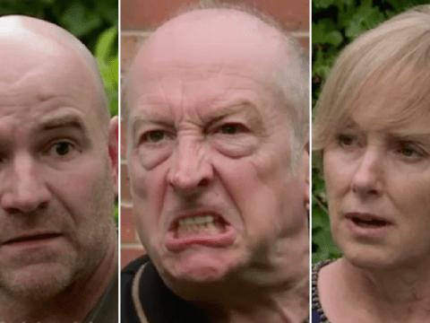 Coronation Street spoilers: Geoff Metcalfe orders Tim to murder him in horrific showdown