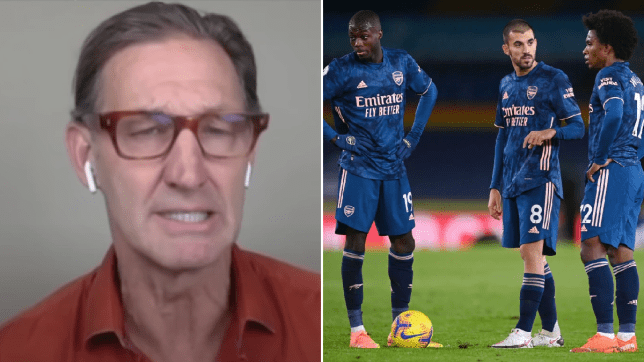 Tony Adams questions two Arsenal signings and criticises 'very average' display against Leeds United