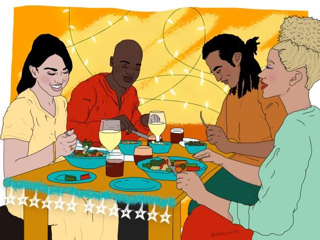 SOR: Racism at Christmas