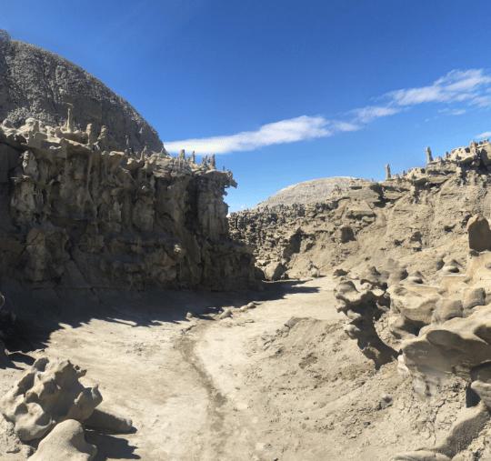 Fantasy Canyon in Utah