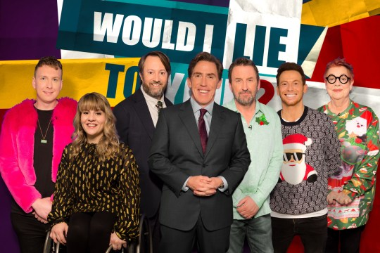 Would I Lie To You? At Christmas
