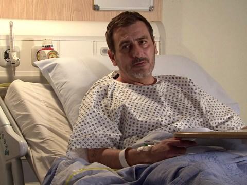 Coronation Street spoilers: Is Peter Barlow preparing to give up as he tells Ken he's dying?