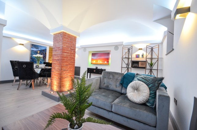 French consulate flat in Nottingham,