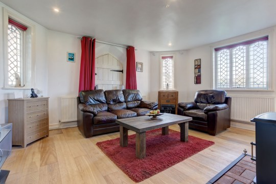 interiors of lodge house for sale