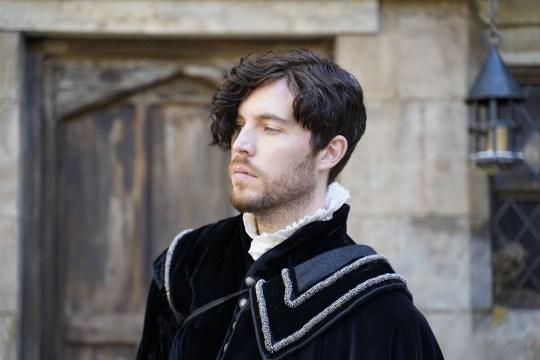 Tom Hudges as Kit Marlowe