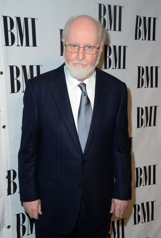 Composer John Williams