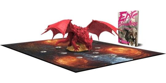 Epic Encounters dragon