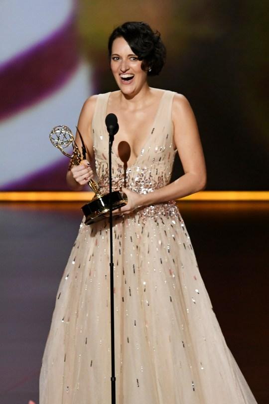 Phoebe Waller-Bridge at the 71st Emmy Awards - Show