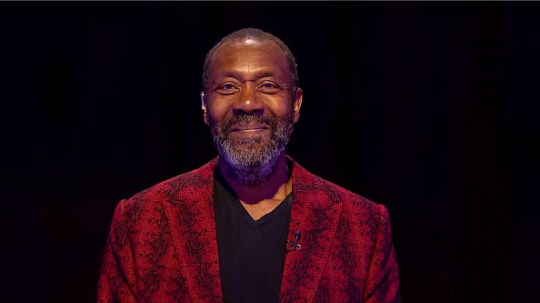 Sir Lenny Henry hosting BBC Children In Need and Comic Relief 'Big Night In'