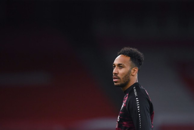 Aubameyang is excited for Sunday's derby