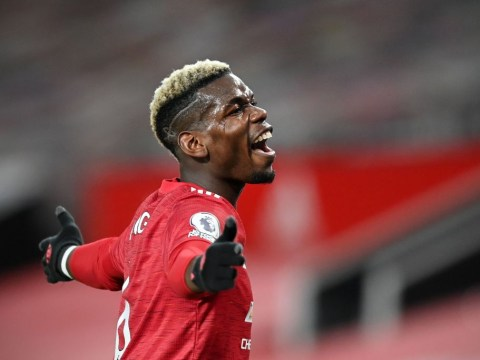 Ole Gunnar Solskjaer reveals Paul Pogba's favourite position in Manchester United's midfield