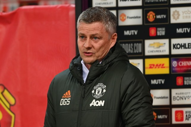 Ole Gunnar Solskjaer is keen for Manchester United to sign Erling Haaland