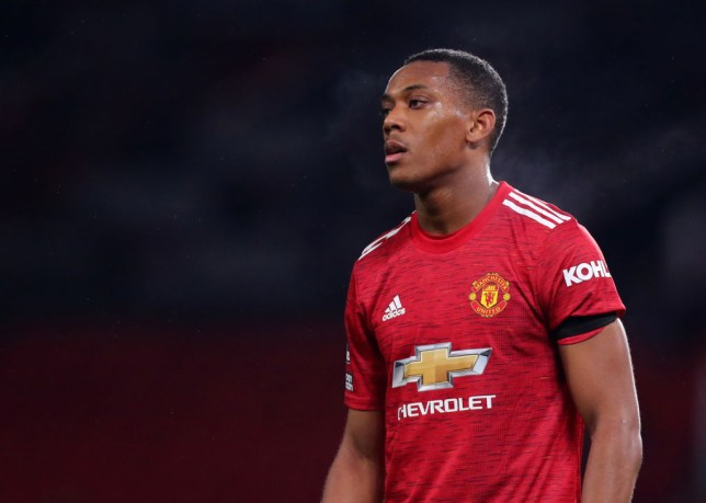 Martial is yet to score in the Premier League this season