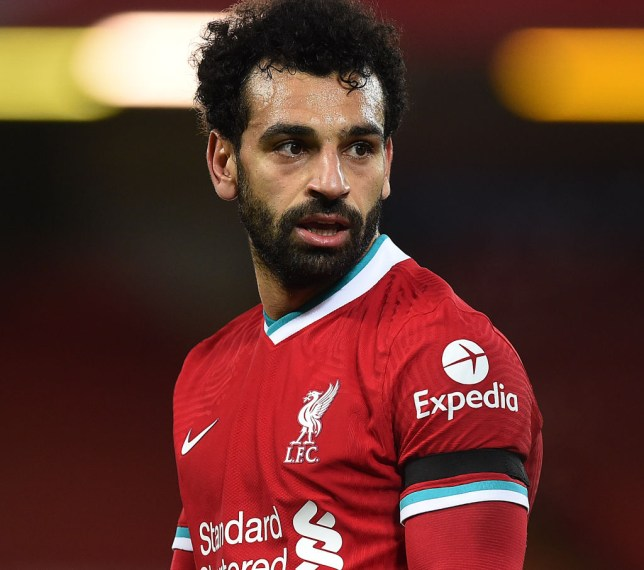 Mohamed Salah is spearheading another Liverpool Premier League title challenge
