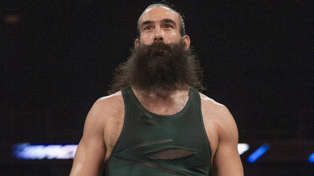AEW and WWE superstar Brodie Lee (Jon Huber), AKA Luke Harper